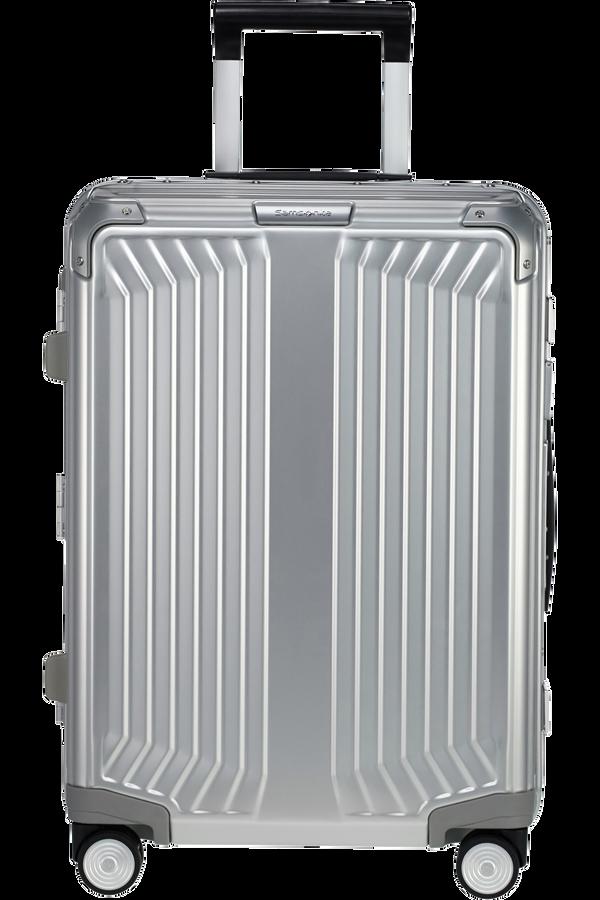Samsonite Lite-Box Alu Spinner 55cm  Aluminium