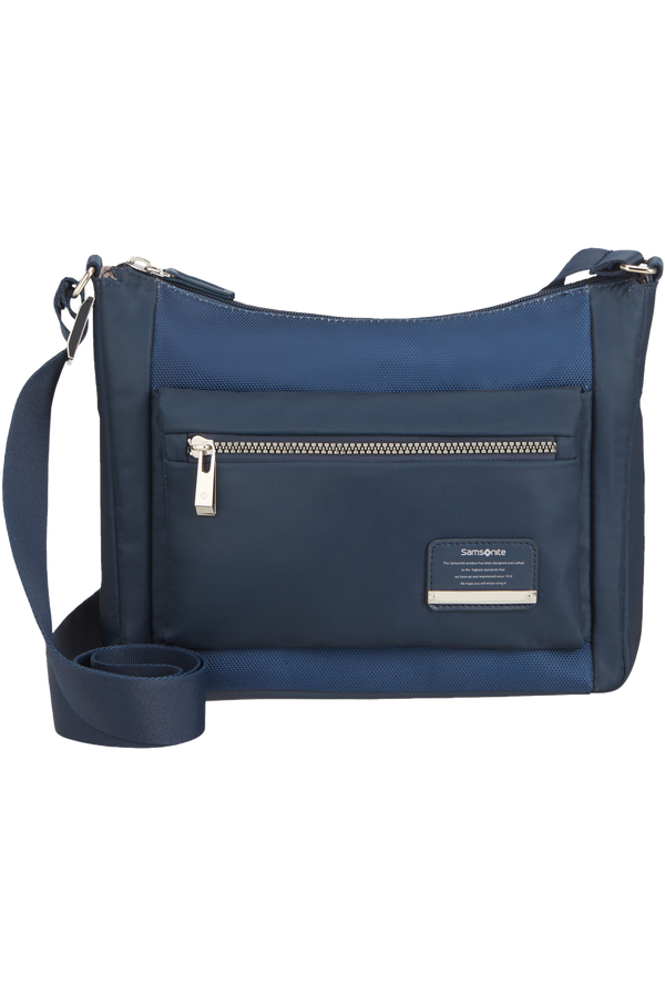 Samsonite Openroad Chic Shoulder Bag + 1 Pkt S  Bleu nuit