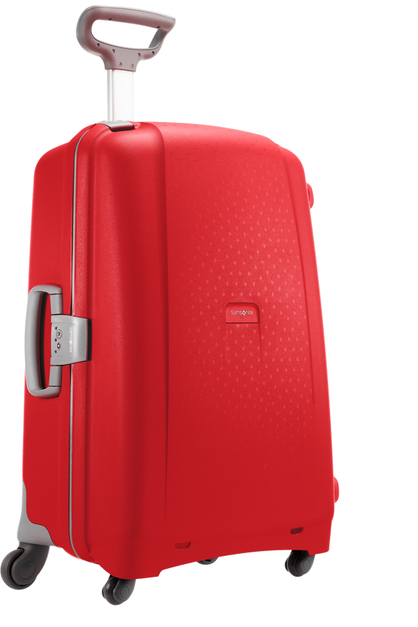 Samsonite Aeris Spinner 82cm Rot