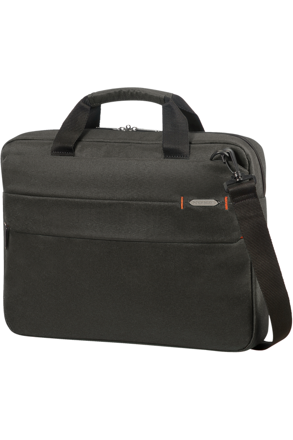 Samsonite Network 3 Laptoptasche  39.6cm/15.6inch Charcoal Black