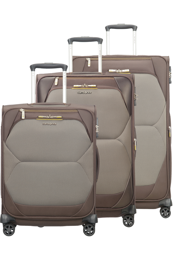 Samsonite Dynamore 3 PC Set A  Taupe