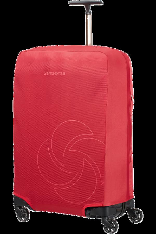 Samsonite Global Ta Foldable Luggage Cover M Rot