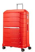 Flux Trolley mit 4 Rollen 81cm Tangerine Red