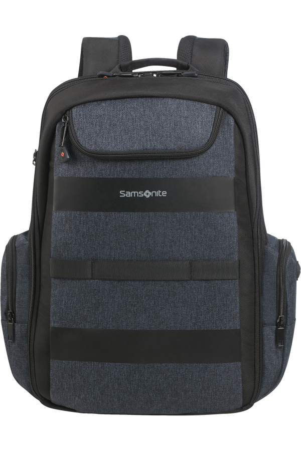 Samsonite Bleisure Backpack 15.6' Exp Daytrip  Bleu foncé