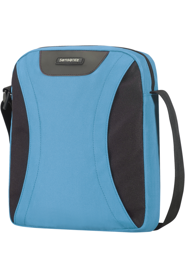 Samsonite Wanderpacks Tablet Cross-Over Fl  Blue/Black