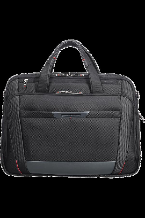 Samsonite Pro-Dlx 5 Laptop Bailhandle Expandable  43.9cm/17.3inch Schwarz