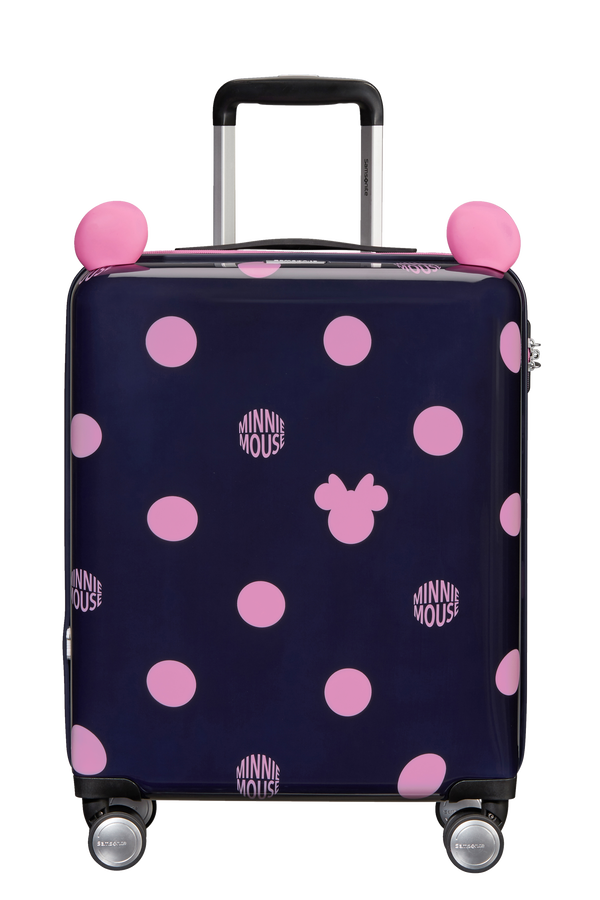 Samsonite Color Funtime Disney Spinner 55cm  Minnie Pink Dots