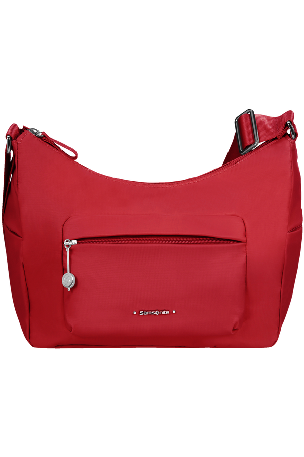 Samsonite Move 3.0 Should. Bag S + 1 Pock. S  Dark red