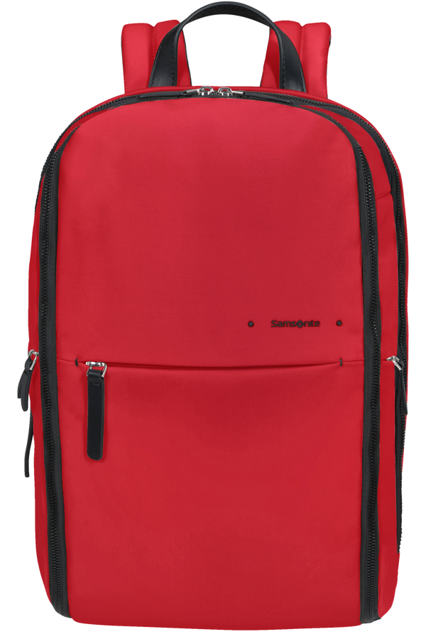 Samsonite Overnite Daytrip Backpack + SH.Comp  Classic Red