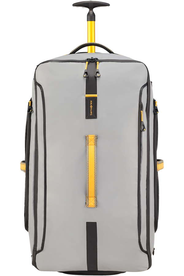 Samsonite Paradiver Light Duffle with wheels 79cm  Grey/Yellow