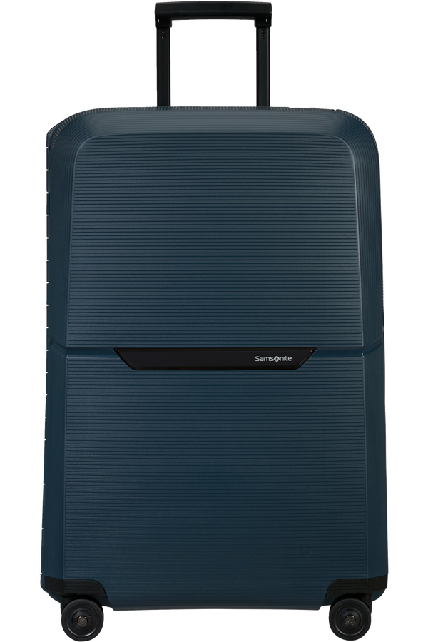 Samsonite Magnum Eco Spinner 75cm  Midnight Blue
