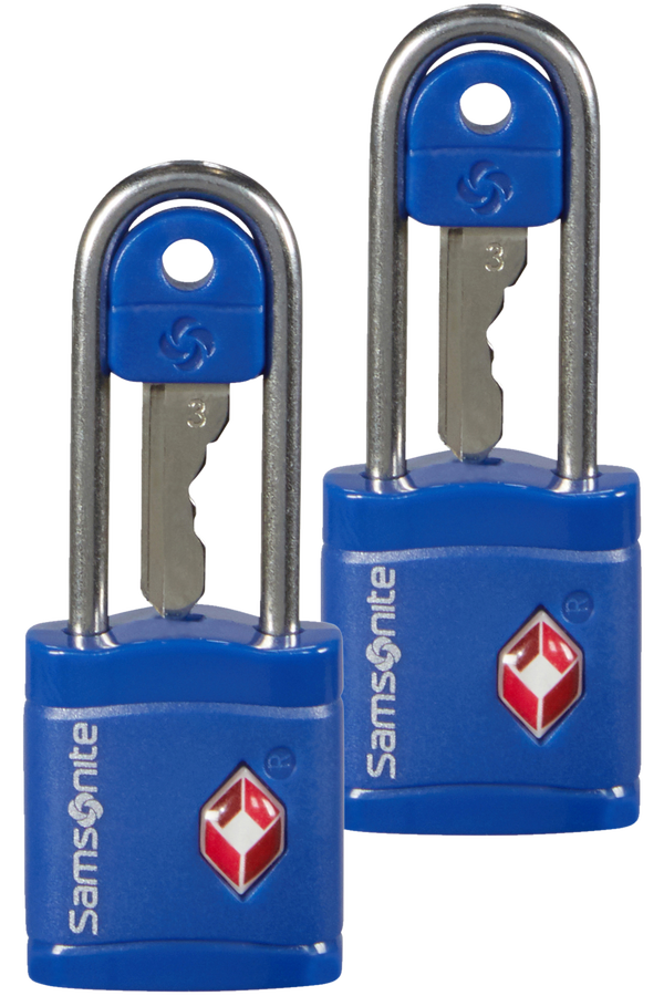 Samsonite Global Ta Key Lock TSA x2 Midnight Blue