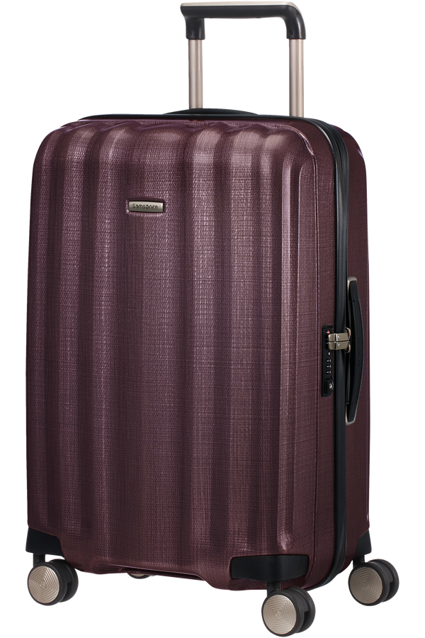 Samsonite Lite-Cube Spinner 68cm  Purple