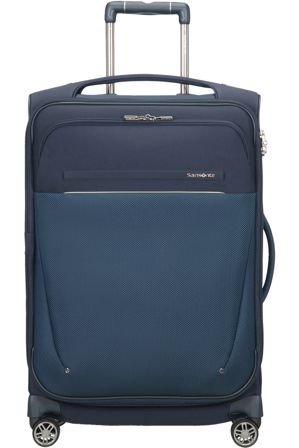 Samsonite B-Lite Icon Spinner Expandable 63cm  Dark Blue