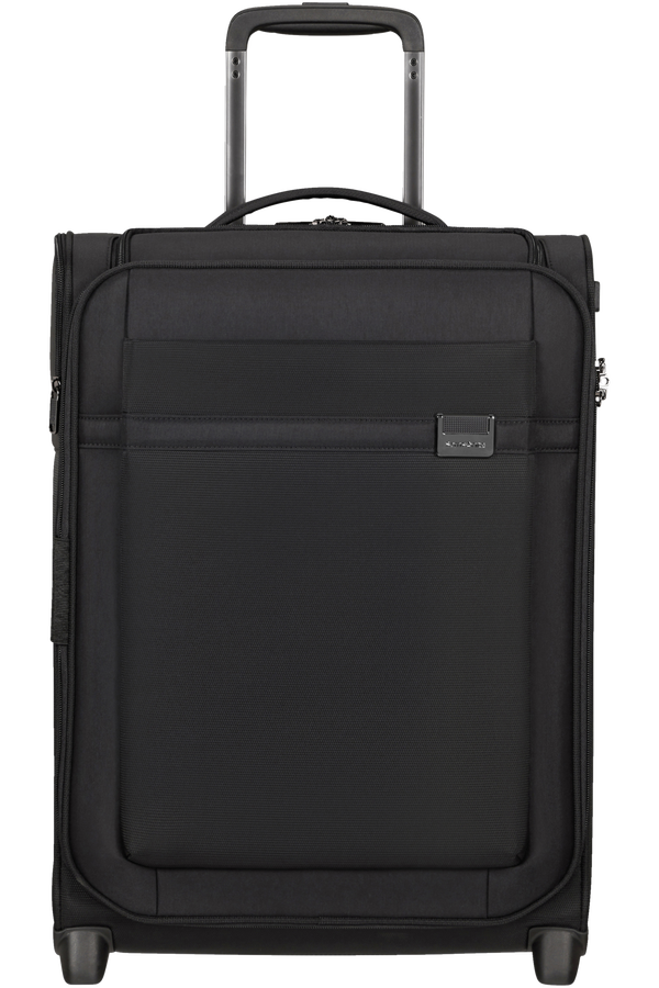 Samsonite Airea Upright Expandable Toppocket 55cm  Noir