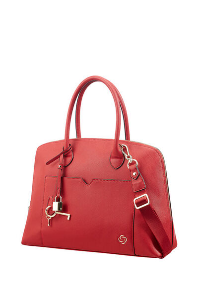 Miss Journey Boston bag Cherry Red