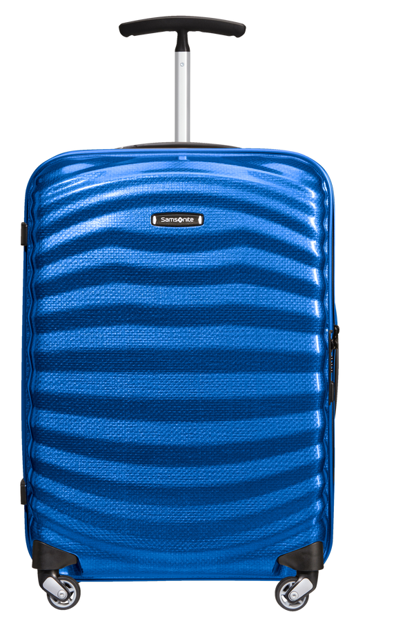 Samsonite Lite-Shock Spinner 55cm  Pacific Blue