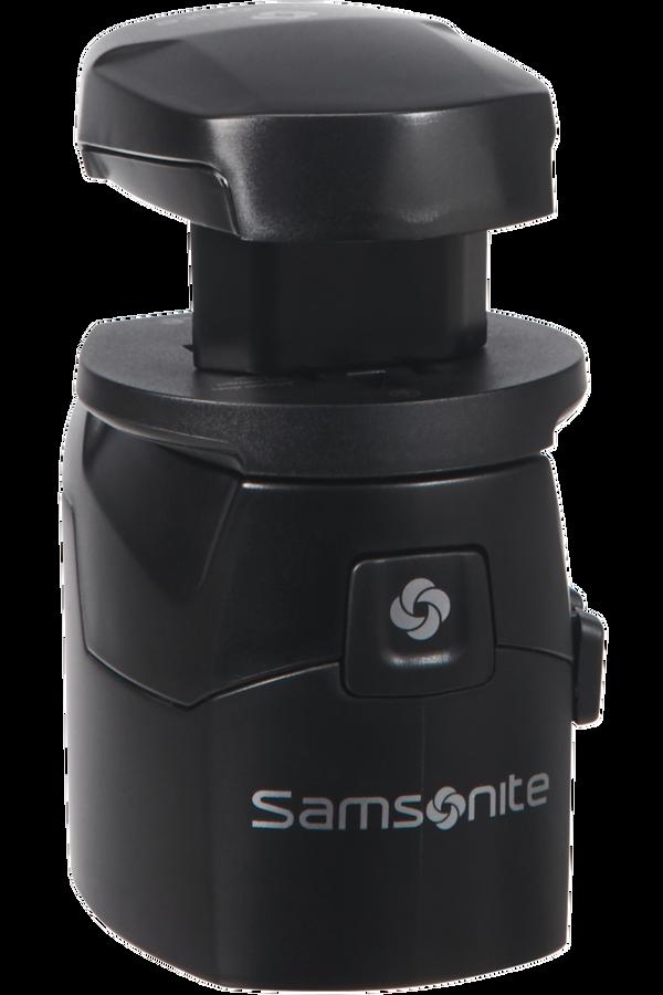 Samsonite Global Ta Worldwide Adapter + USB Schwarz