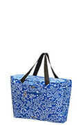 Travel Accessories Shopping Bag Graffiti Blue