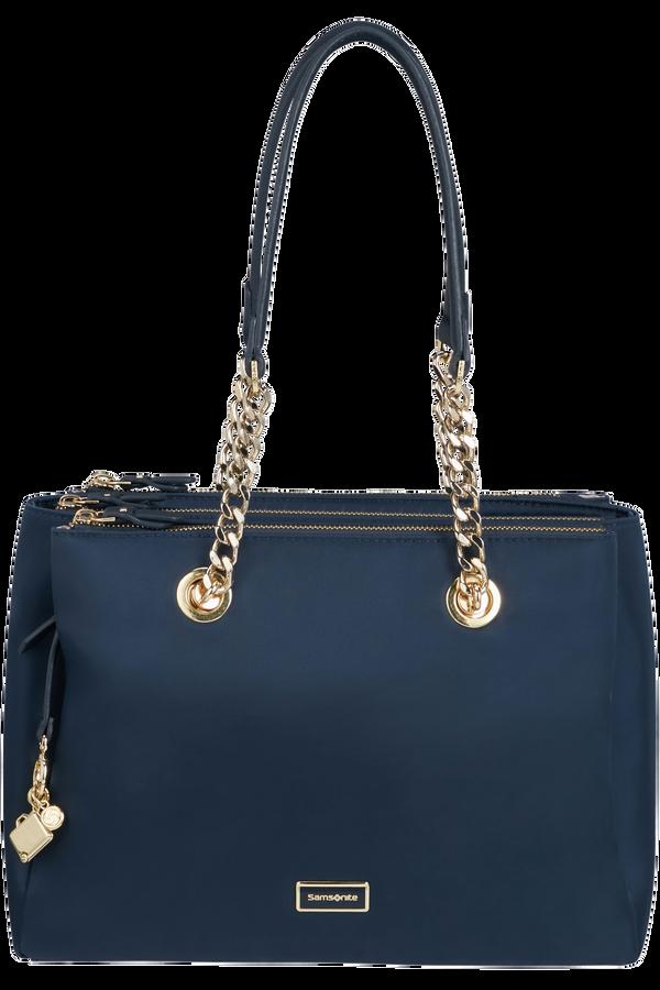 Samsonite Karissa 2.0 Shopping Bag 3 Compartments  Bleu nuit