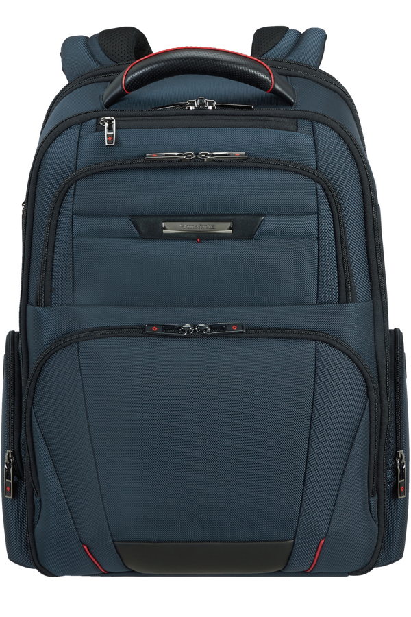 Samsonite Pro-Dlx 5 Laptop Backpack 3V Expandable 17.3'  Oxford Blau