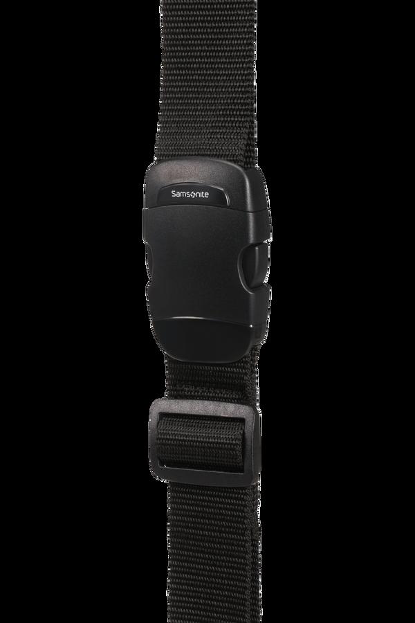 Samsonite Global Ta Luggage Strap 38mm Noir