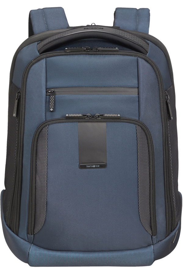 Samsonite Cityscape Evo Laptop Backpack Expandable  15.6inch Blau
