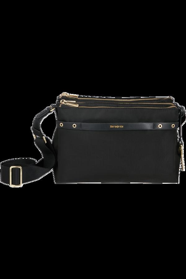 Samsonite Skyler Pro Travel Shoulder Bag  Schwarz