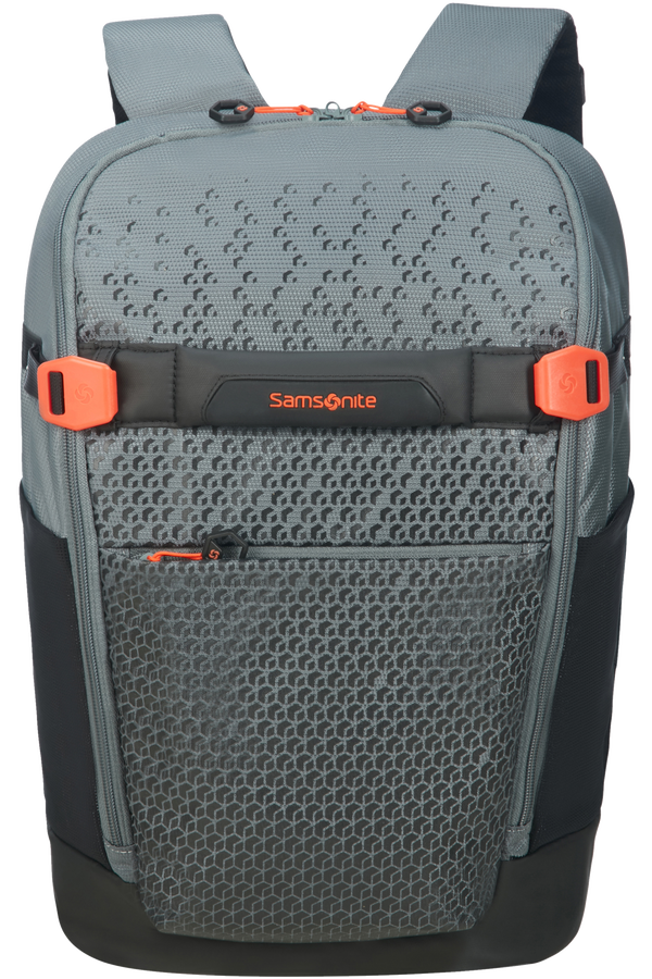 Samsonite Hexa-Packs Laptop Backpack S 14inch Grey Print