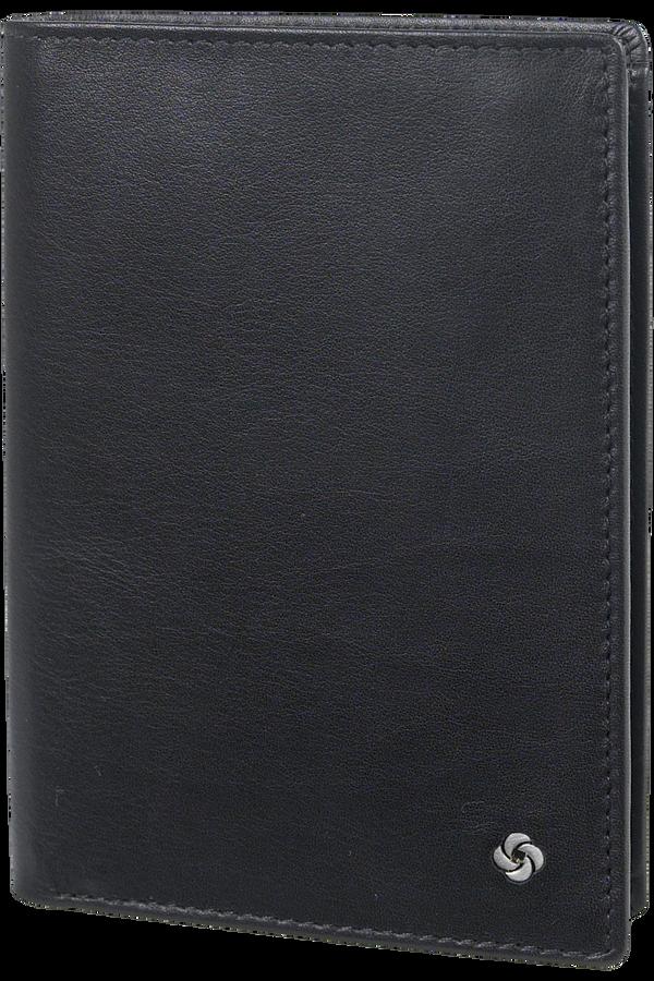 Samsonite Soryx SLG Wallet 8CC + 2 H FL + 4Wind + 2C Noir
