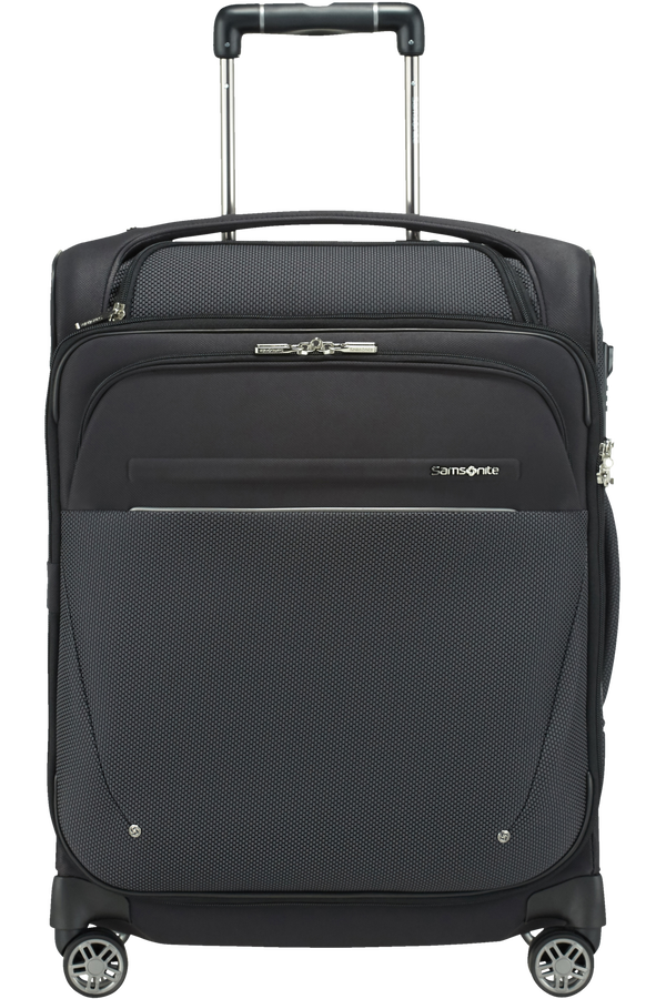 Samsonite B-Lite Icon Spinner Exp. Toppocket 55cm  Schwarz