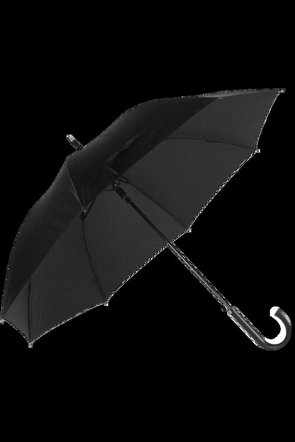 Samsonite Rain Pro Stick Umbrella Schwarz