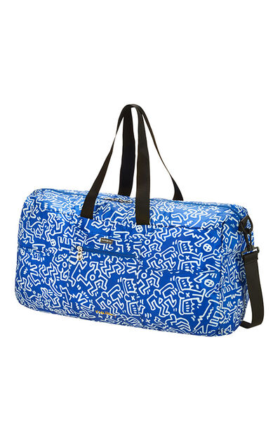 Travel Accessories Reisetasche Graffiti Blue