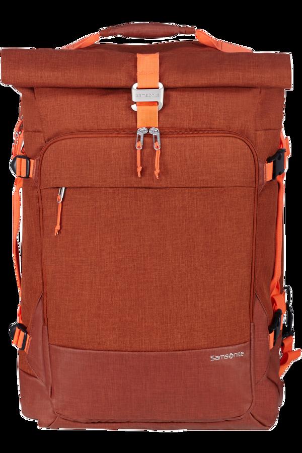 Samsonite Ziproll Duf.55/22 3-Way Boardcase  Orange