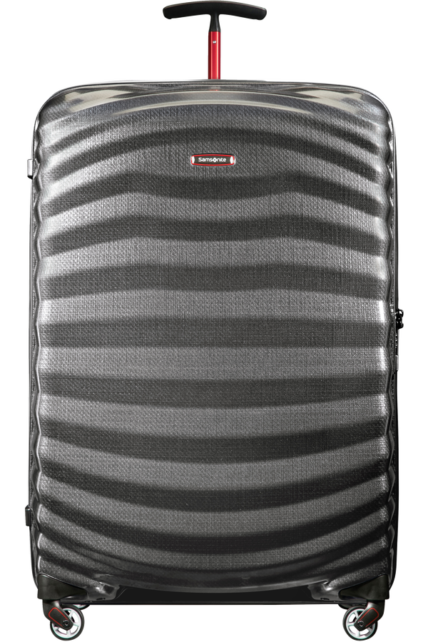 Samsonite Lite-Shock Sport Spinner 81cm  Eclipse Grey/Red