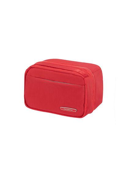 Modula Trousse de toilette Rouge vif