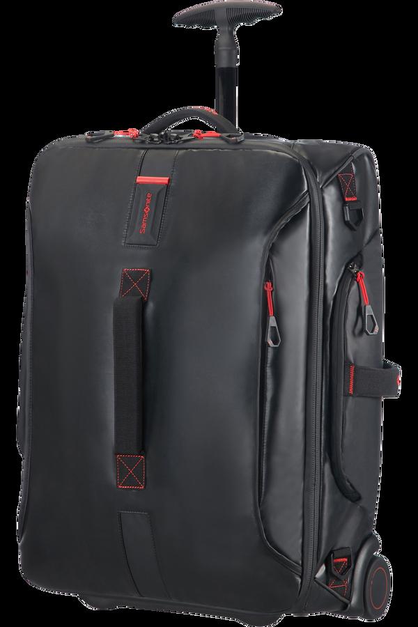 Samsonite Paradiver Light Reisetasche mit Rollen 55cm Schwarz