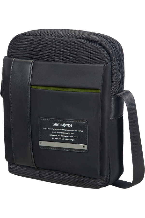 Samsonite Openroad Pochette verticale pour tablette M 20cm/7.9inch Jet noir