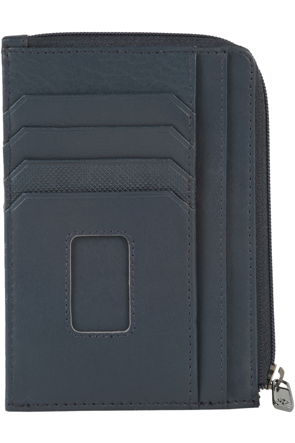 Samsonite Spectrolite Slg All In One Wallet Zip  Night Blue/Black
