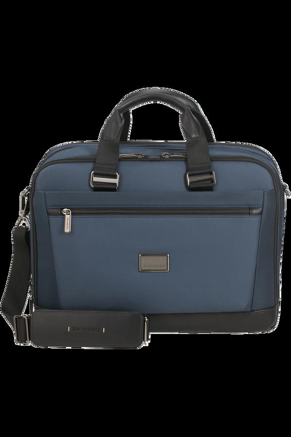 Samsonite Waymore Laptop Bailhandle  15.6inch Blau