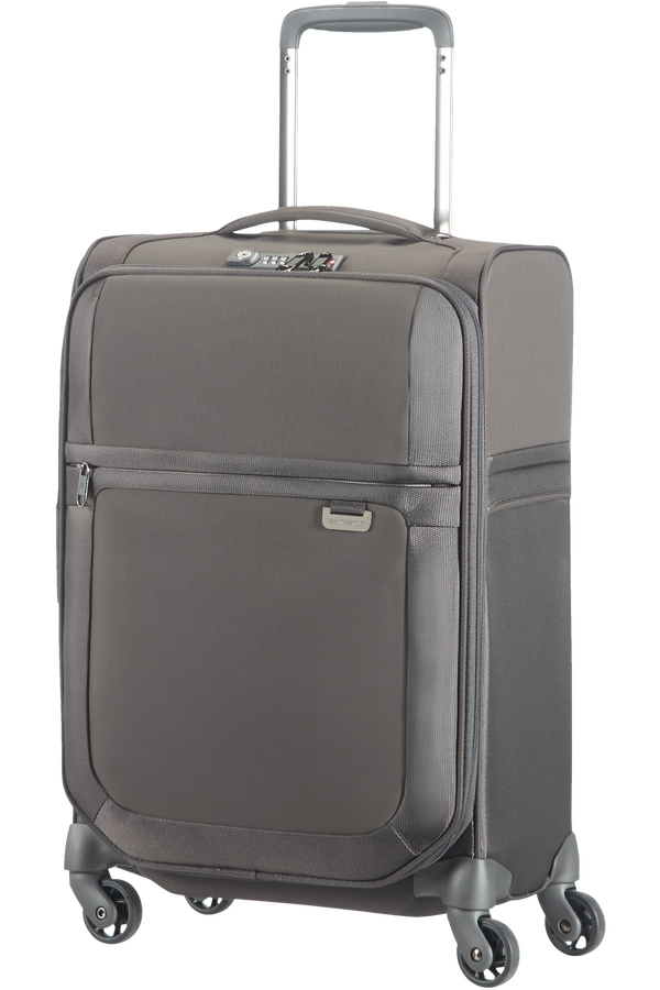 Samsonite Uplite Spinner extensible 55cm Gris