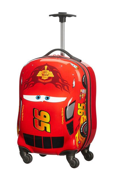 Disney Ultimate Trolley mit 4 Rollen 46cm Cars Classic