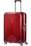 Neopulse Trolley mit 4 Rollen 69cm Metallic Red