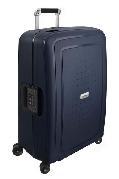 S'Cure DLX Trolley mit 4 Rollen 69cm Midnight Blue