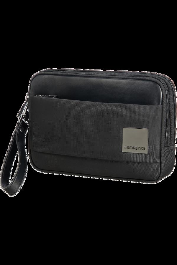 Samsonite Hip-Square Clutch S 2 Compartments  Noir