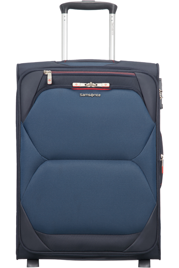 Samsonite Dynamore Upright Expandable Length 40cm 55cm  Bleu
