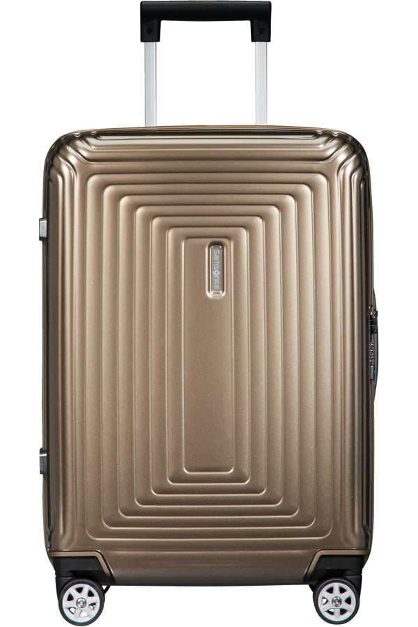 Samsonite Neopulse Spinner 55/23 cm  Sable métal