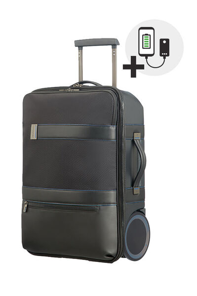 Zigo Upright (mit 2 Rollen) + Bluetooth Tracker & mit Powerbank 55cm
