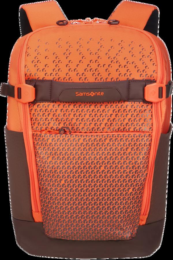 Samsonite Hexa-Packs Laptop Backpack S 14inch Orange Print