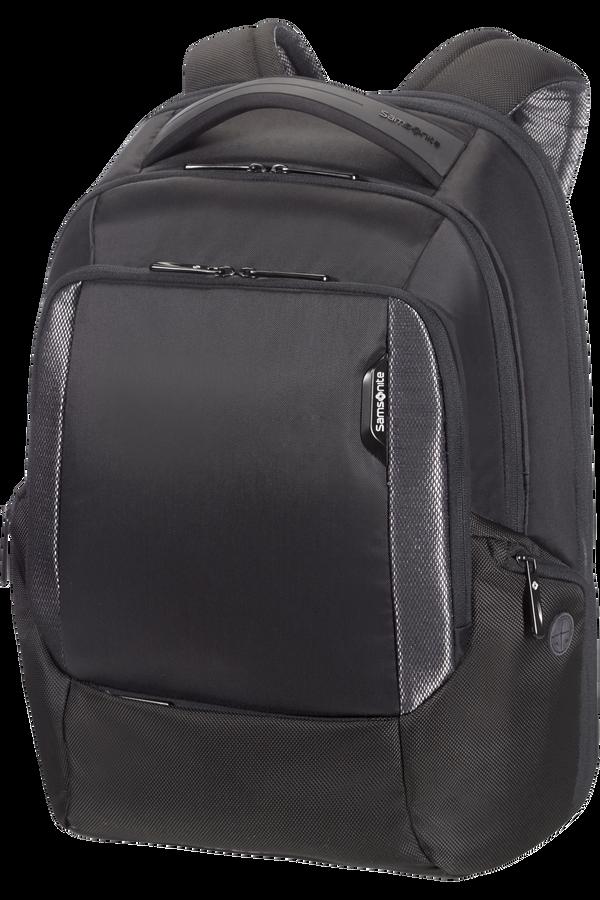 Samsonite Cityscape Tech Laptop Backpack Expandable 43.9cm/17.3inch Noir